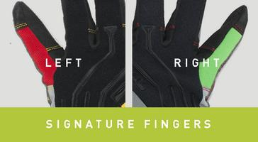 gl1288 SIGNATURE- FINGERS