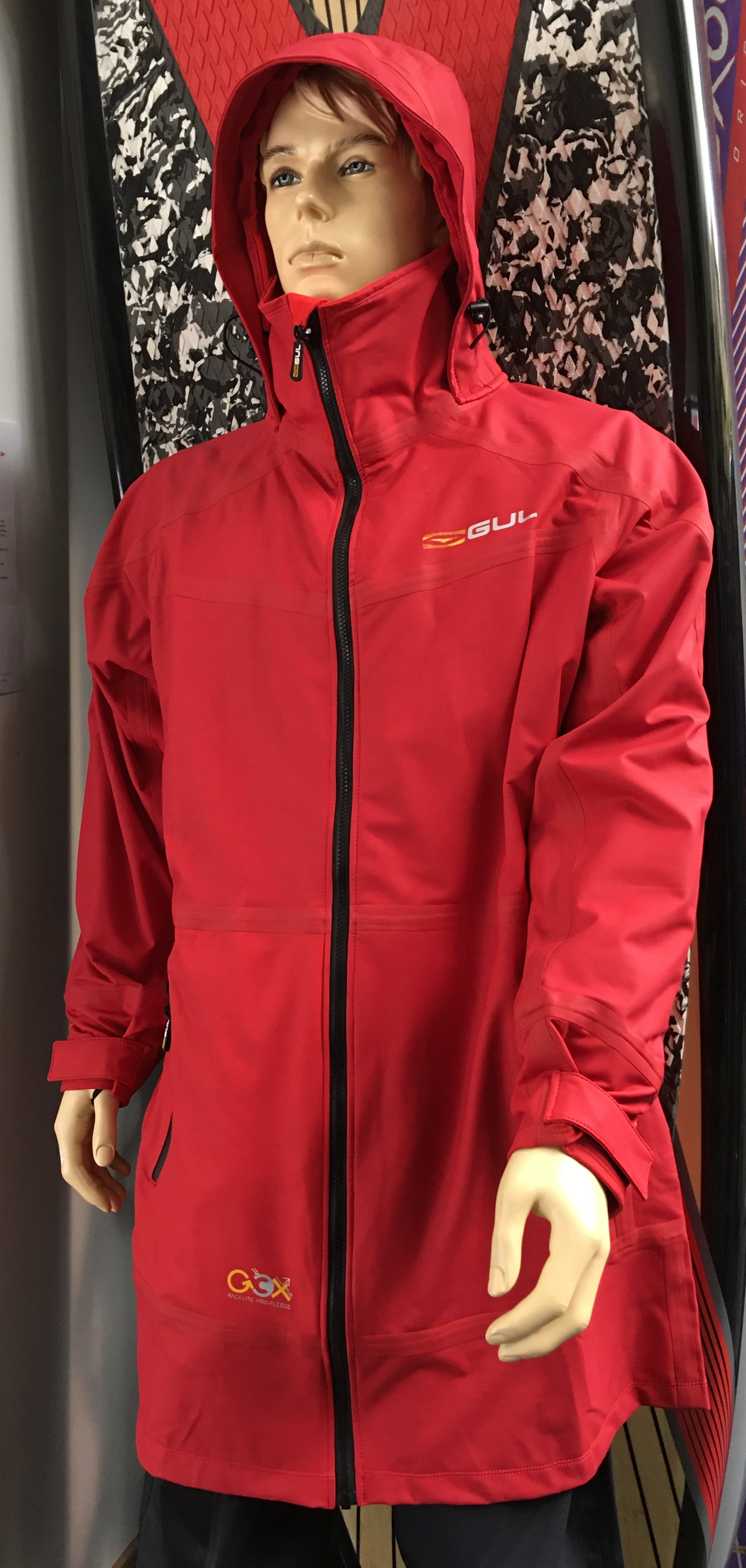 GM0386: GUL Racelite Rigging Jacket - gm0386 xxl red full side _2_.jpg
