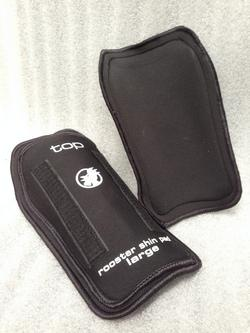 Rooster Shin pad 2