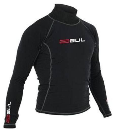 GUL Evotherm Junior Flatlock Long Sleeve Rashguard