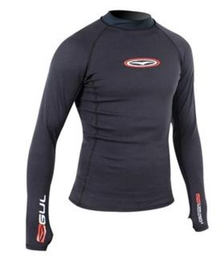 Buy GUL 3mm Neoprene Thermo Titanium Hot Top in NZ.