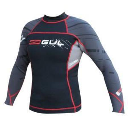Buy GUL Profile 0.5mm Neoprene Thermo Titanium Hot Top in NZ.