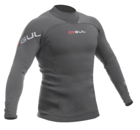 GUL 3mm Neoprene Thermo Titanium Hot Top