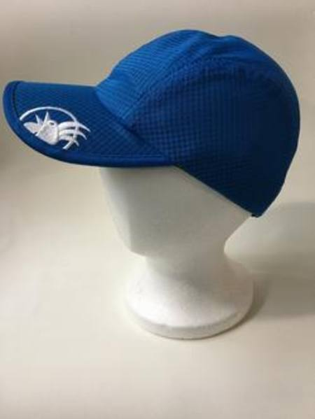 Rooster Aero Mesh Cap - Colours  Blue &  Black & Graphite