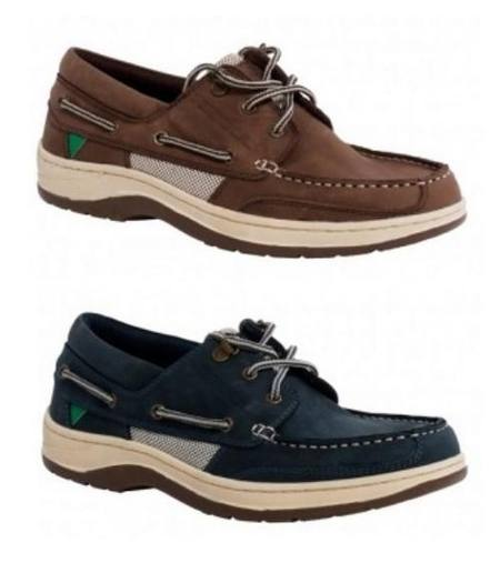 Gul Falmouth Leather Deckshoe