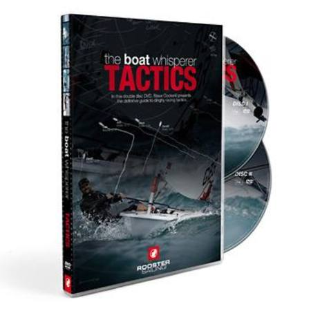 Rooster Tactics Double DVD.  The ulitmate Sailing Tactics Tool