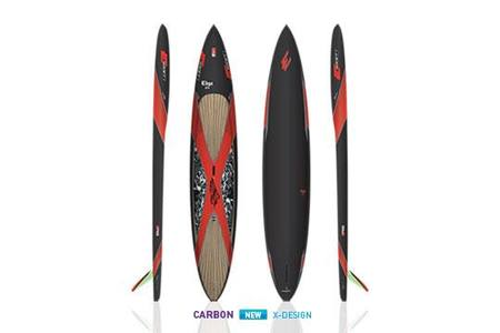 Exocet Edge 12'6 Carbon Slim