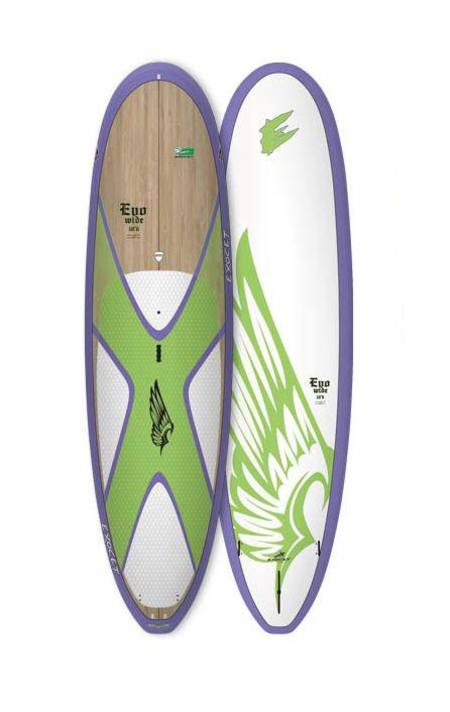 "Exocet EVO Stand Up Paddle Board 10'6"" Wide"