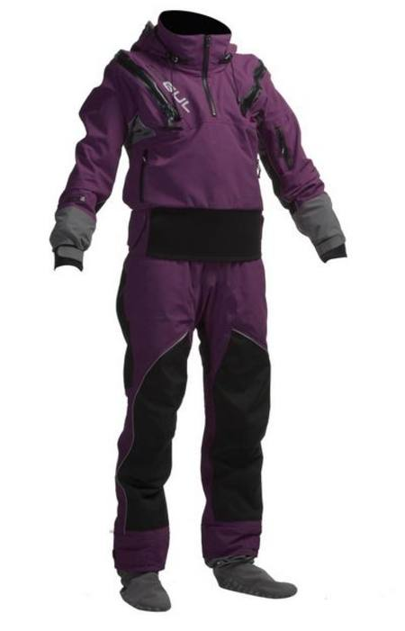 GUL Drysuit Taw Ladies U-Zip