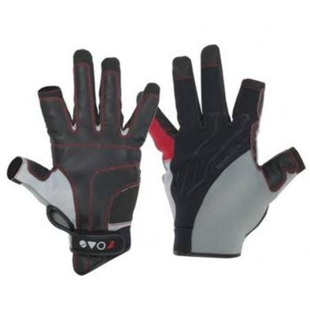 Gul EVO2 Pro Winter Coloured 2 cut  Finger Sailing Glove
