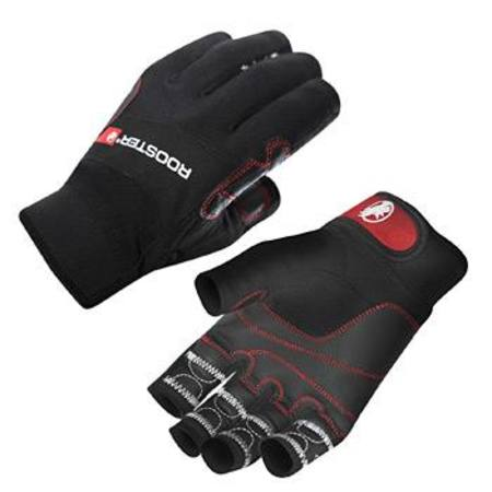 Rooster Pro Race 5 Finger Cut Glove - Great Price