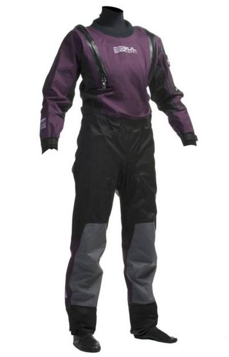GUL Drysuit Code Zero Ladies U-Zip