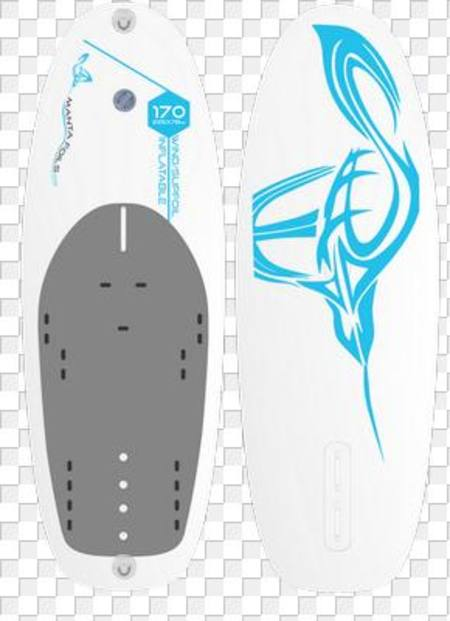 Manta Inflatable 170 SUP *  WindFoil Board - GoodShark225