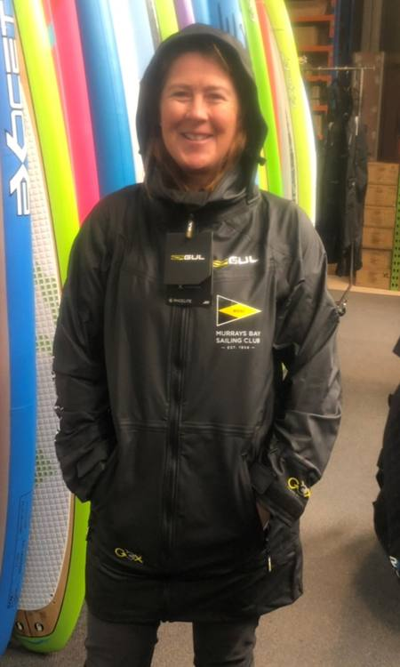 MURRAYS BAY GUL Racelite Rigging Jacket