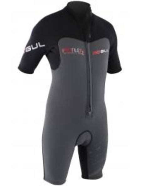 GUL Profile Wetsuit - Mens 3/2mm Front Zip Shorti