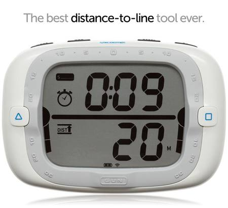 Velocitek ProStart GPS Compass -  The Best Distance to Line Tool Ever!