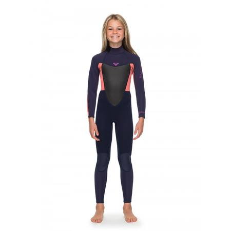 Roxy GIRLS PROLOGUE 3/2MM BACK ZIP WETSUIT