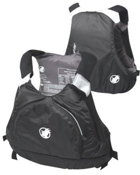 Rooster Unisex Black Diamond Free Foam Buoyancy Aid