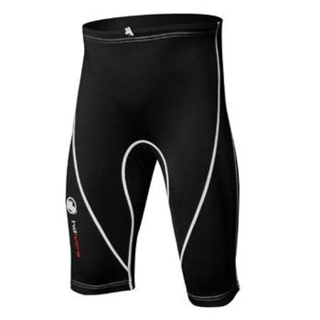 Rooster Lycra Shorts (Black)