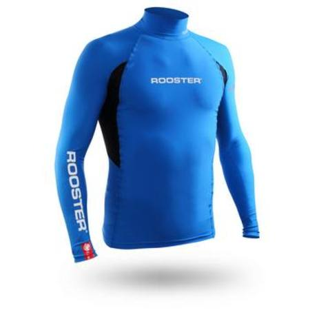 Rooster Rash/lycra Vest Long Sleeve- Great Price
