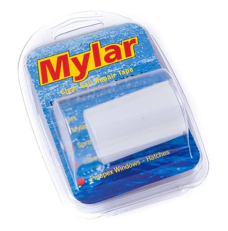 Buy Seasure Mylar Sail Repair Tape 3m x 50mm in NZ.