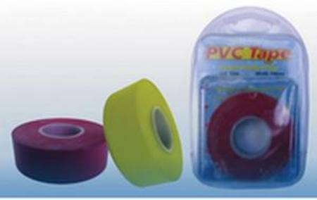 Seasure PVC Tape 20mx19mm in White, Red, Blue or Black