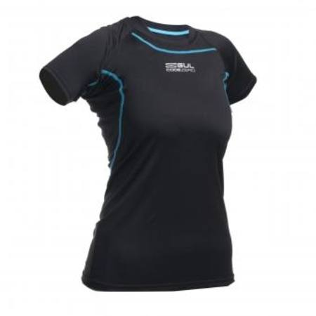 Code Zero Ladies Short Sleeve T-Shirt  - Quick dry and breathable