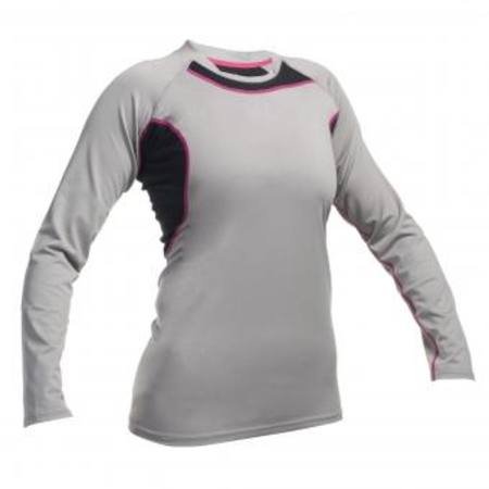 Code Zero Ladies Long Sleeve T-Shirt - Quick dry and breathable