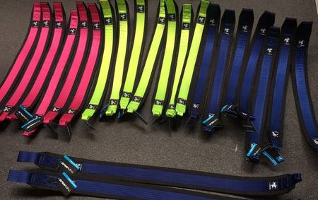 The VIRUS Hiking Straps for All Dingy Sailing