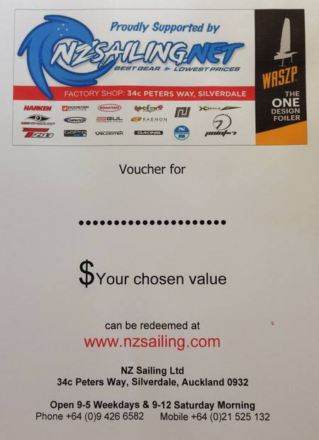 NZ Sailing Voucher