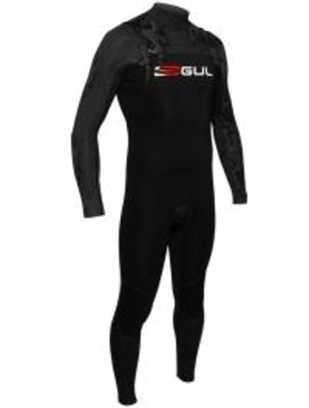 Buy GUL Viper Mens 5/3mm Chest Zip Steamer - Great Value! in NZ.