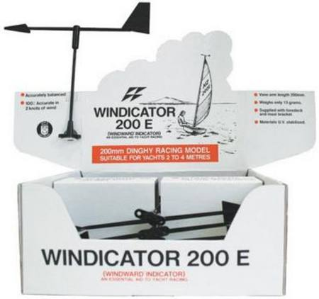 Windicator W200 Economy  -  Includes Deck or Mast Fitting -  excludes reference Arms & individual packaging