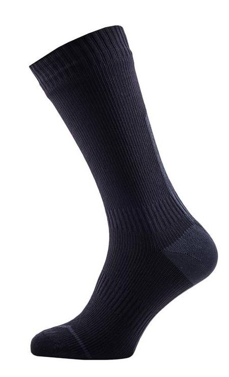 SealSkin Walking  THIN MID Calf Sock