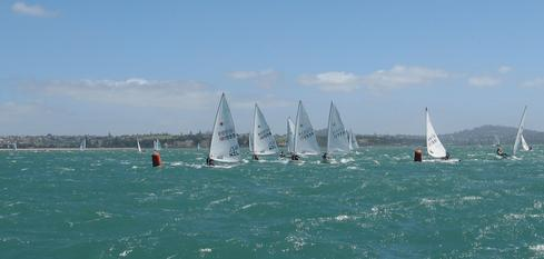 Auckland Champs 08 day 2 Std Race 6