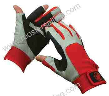GLOV2F - Rooster 2 Cut Finger Glove: Summer Pro