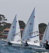 NZL 177775 - Official Laser Sail Hyde Radial 177775.  Used for