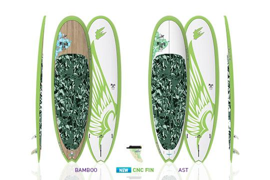 NOSE RIDER 9'6 - The New Fish NOSE RIDER 9'6