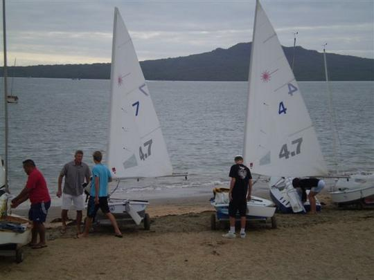 Daniel Secondary School Sailing Regatta 07